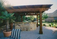 DIY Backyard Shade Structure 19