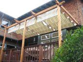DIY Backyard Shade Structure 26