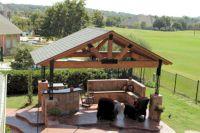 DIY Backyard Shade Structure 6
