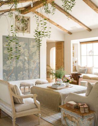 European Farmhouse Decorating Style 27