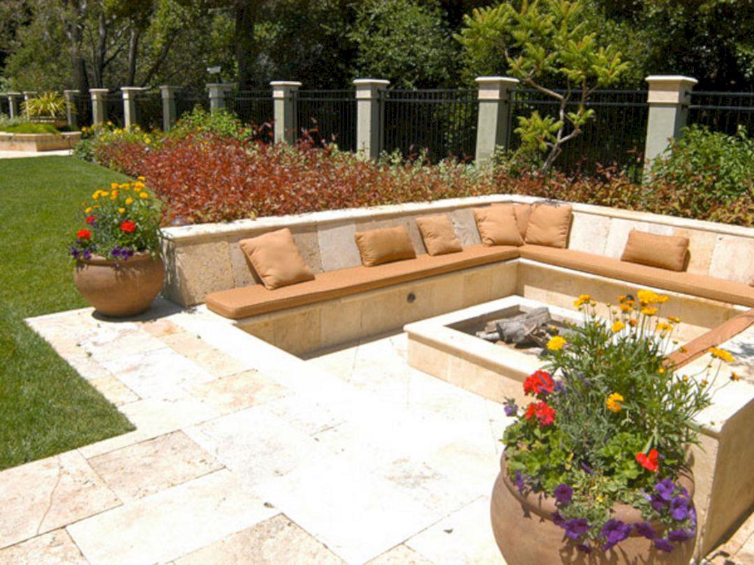 Garden Design Ideas With Seating Area 10