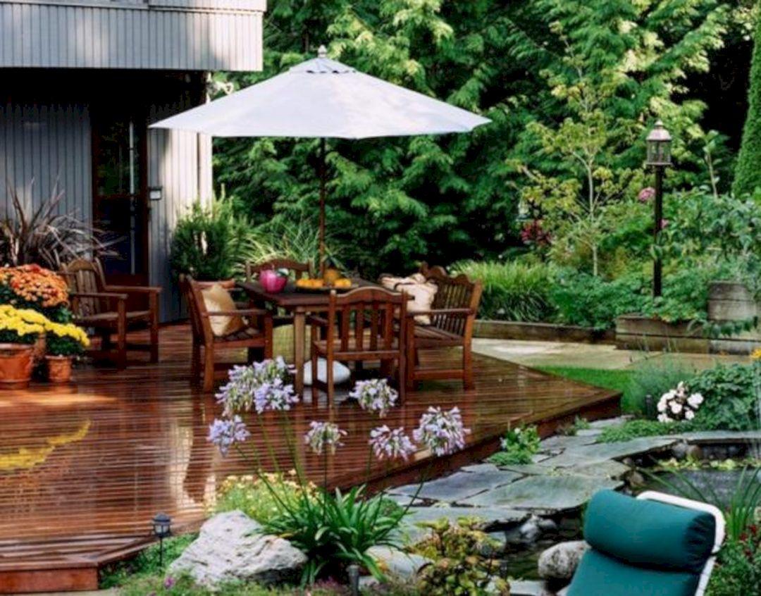 Garden Design Ideas With Seating Area 11