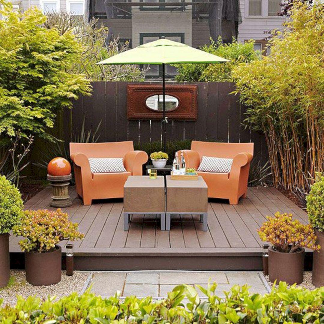 Garden Design Ideas With Seating Area 30