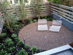Gravel Backyard Design Ideas 18