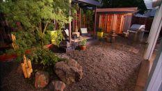 Gravel Backyard Design Ideas 20