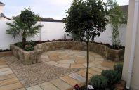Gravel Backyard Design Ideas 24