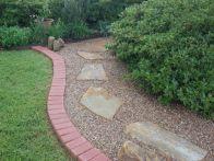Gravel Backyard Design Ideas 7