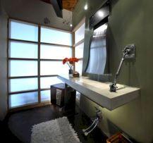 Industrial Small Bathroom Design 21