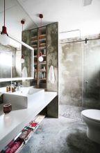 Industrial Small Bathroom Design 5