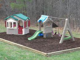 Kids Backyard Camping Idea 10