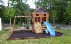 Kids Backyard Camping Idea 23