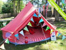 Kids Backyard Camping Idea 3