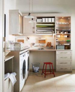 Laundry Craft Room Combo Design 7