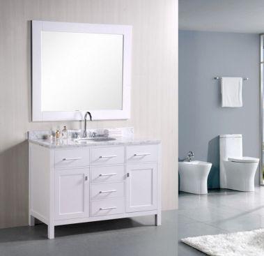 Minimalist Bathroom Vanity 15