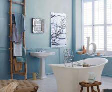 Modern Vintage Bathroom Design 3
