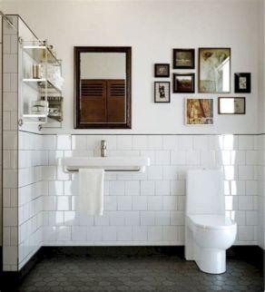 Modern Vintage Bathroom Design 7
