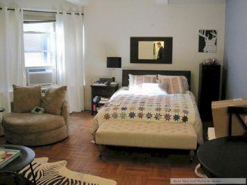 Studio Apartment Decorating Ideas 4