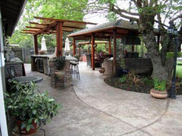 DIY Backyard Patio Ideas 212