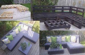 DIY Backyard Patio Ideas 25