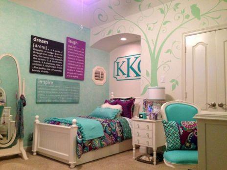 DIY Bedding Teen Girl Decoration 12