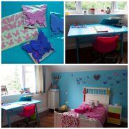 DIY Bedding Teen Girl Decoration 3