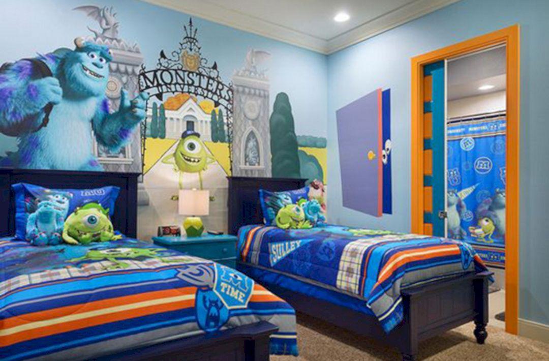 Disney Apartment Decoration 10