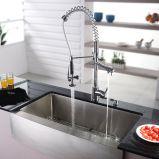 Farmhouse Sinks Design For Kitchen 16