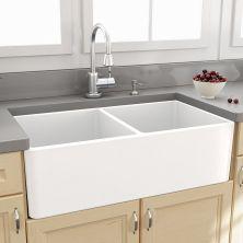 Farmhouse Sinks Design For Kitchen 17