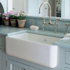 Farmhouse Sinks Design For Kitchen 2