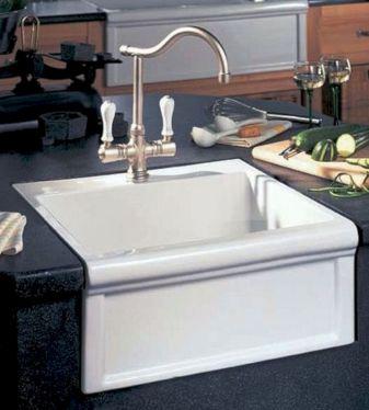 Farmhouse Sinks Design For Kitchen 30