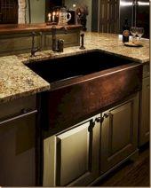 Farmhouse Sinks Design For Kitchen 8