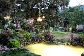 Goth Garden Ideas 10