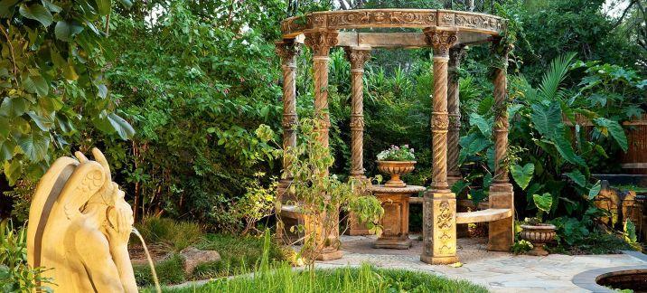 Goth Garden Ideas 6