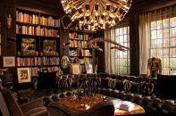 Gothic Living Room Design Ideas 1