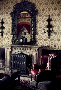 Gothic Living Room Design Ideas 16