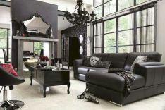 Gothic Living Room Design Ideas 17
