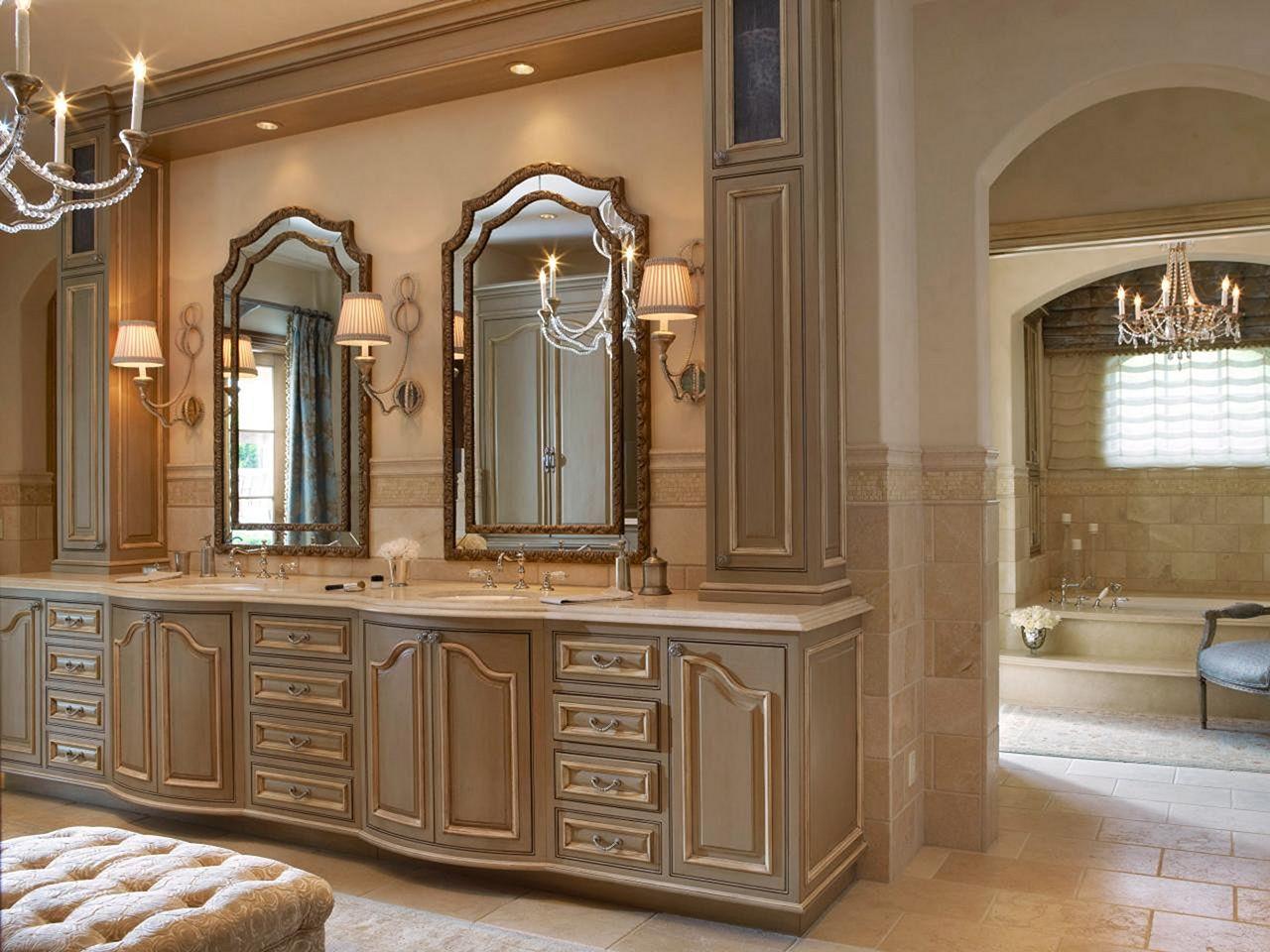 Luxurious Bathroom Vanity 4