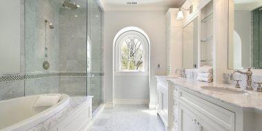 Master Bathroom Design 10