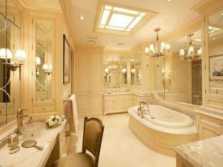 Master Bathroom Design 14