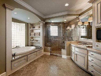 Master Bathroom Design 7