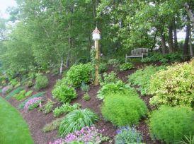 Slope Backyard Design 17