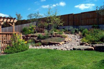 Slope Backyard Design 3