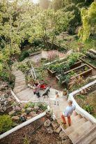 Slope Backyard Design 7