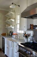 White Farmhouse Kitchen Ideas 7