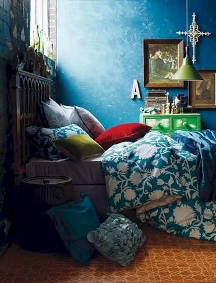 Bohemian Bedroom Decoration 17