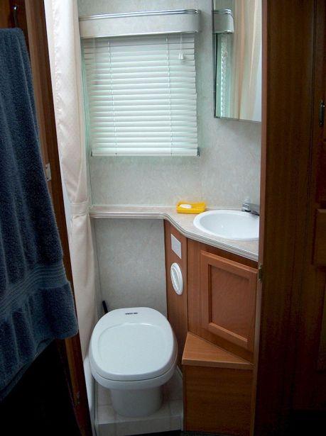 RV Bathroom Sinks Ideas 4