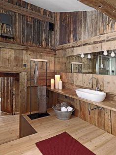 Unique Bathroom Barnwood 12