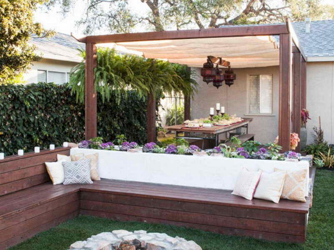 Small Backyard Patio Ideas With Low Budget 16 (Small ... on Budget Friendly Patio Ideas id=84015