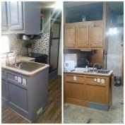 RV Kitchen Makeover Ideas 0181