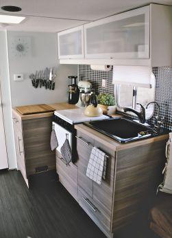 RV Kitchen Makeover Ideas 0231